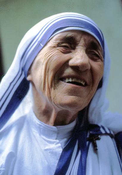 Mutter Teresa Lebenslauf