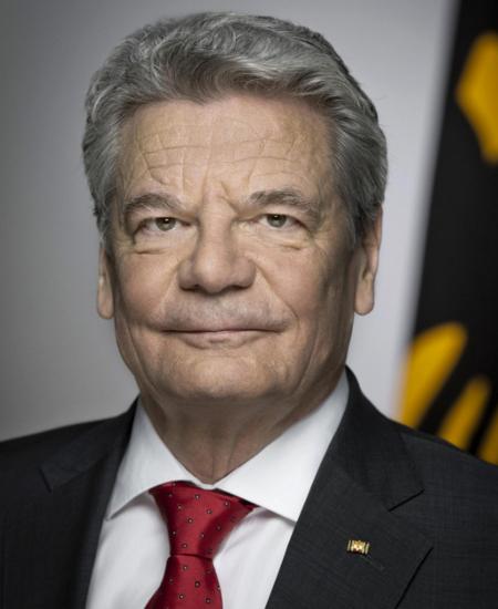 Joachim Gauck Biografie