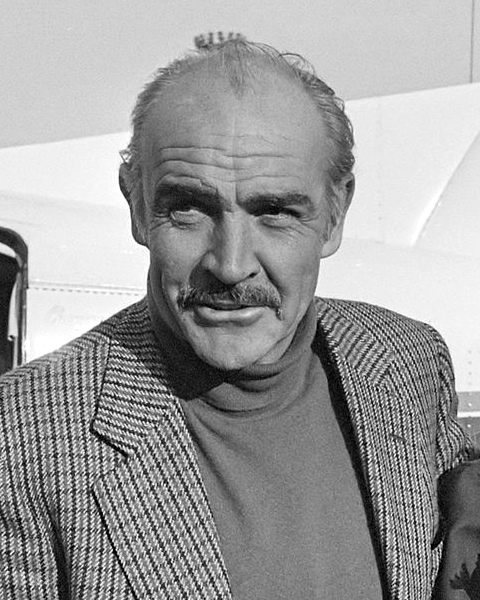 Sean Connery Biografie Whos Who