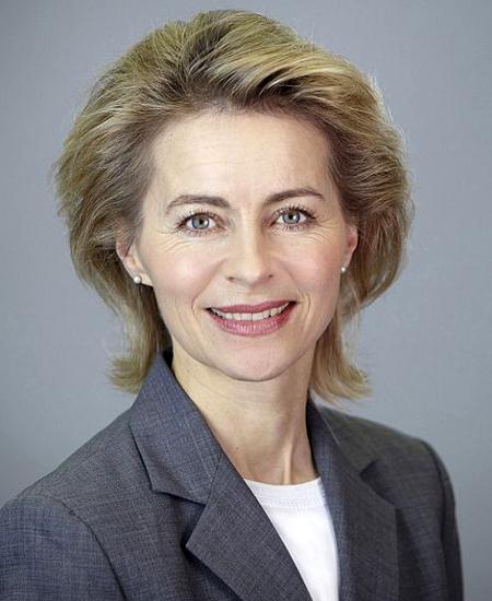 Ursula Von Der Leyen Biografie Who S Who