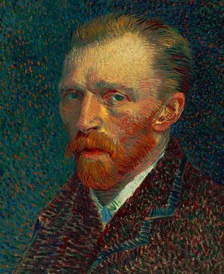 namevincent van gogh - Van Gogh Lebenslauf